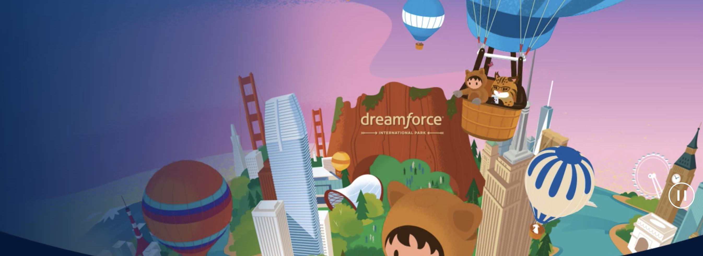 A few RevOps takeaways from Dreamforce 2021